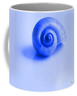 Blue Shell Coffee Mug