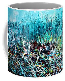 Blue Skies Chicago - Sold Coffee Mug