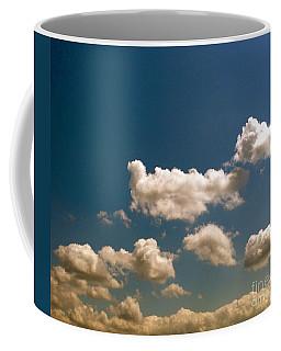 Blue Skies II Coffee Mug