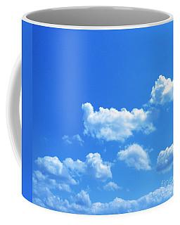 Blue Skies IIi Coffee Mug