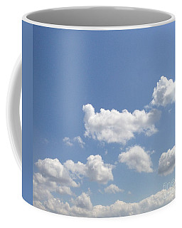Blue Skies Coffee Mug by M West