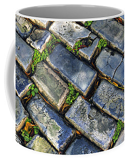 Blue Stone  Coffee Mug