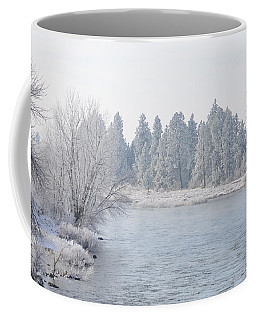Blue Tint Coffee Mug by Greg Patzer