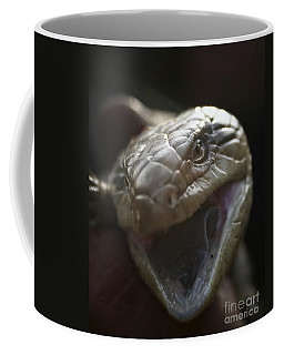 Blue Tongue Lizard Coffee Mug