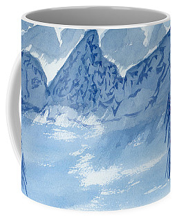 Blue View #2 Coffee Mug