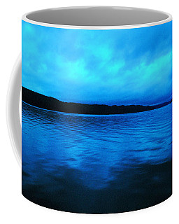 Blue Water In The Morn  Coffee Mug