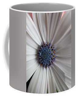 Blue-white Loveliness Coffee Mug