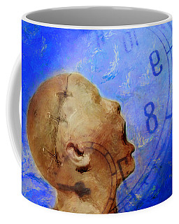 Blue World Coffee Mug