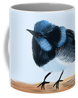 Blue Wren Beauty Coffee Mug