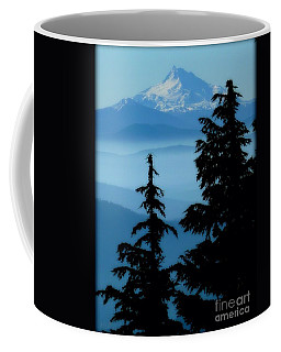 Blue Yonder Mountain Coffee Mug