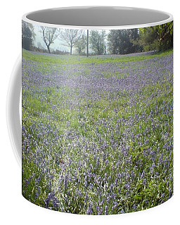 Bluebell Fields Coffee Mug