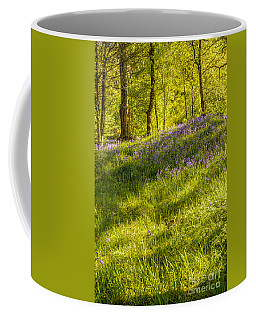 Bluebell Flowers Coffee Mug
