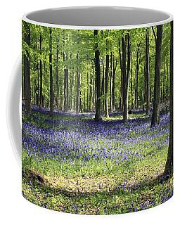 Bluebell Wood Uk Coffee Mug