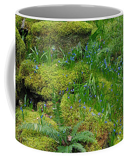 Coffee Mug featuring the photograph Bluebells  by Marilyn Wilson