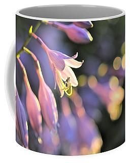 Bluebells Coffee Mug by Tracy Male