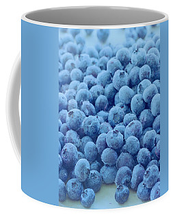 Blueberries Coffee Mug