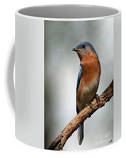 Bluebird- I See You Coffee Mug