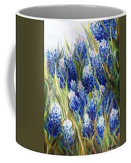 Bluebonnet Barrage  Coffee Mug
