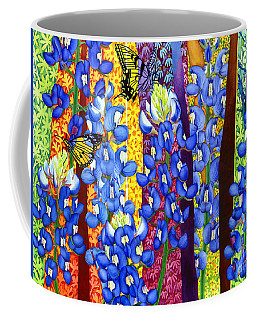 Bluebonnet Garden Coffee Mug