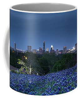 Bluebonnet Twilight Coffee Mug