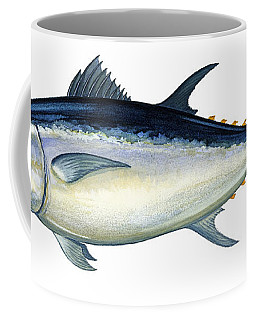Bluefin Tuna Coffee Mug
