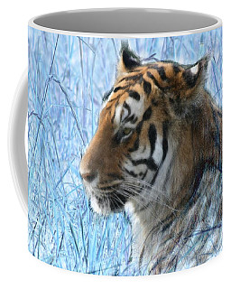 Bluegrass Tiger Coffee Mug