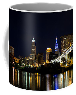 Blues In Cleveland Ohio Coffee Mug