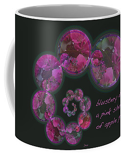 Blustery Day Haiga Coffee Mug