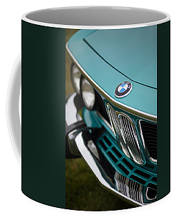 Bmw 3.0 Cs Front Coffee Mug by Mike Reid