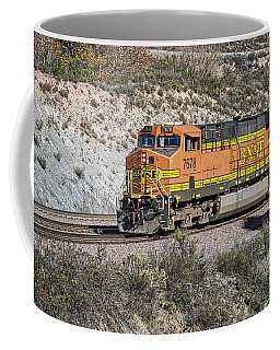 Coffee Mug featuring the photograph Bn 7678 by Jim Thompson