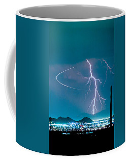 Bo Trek The Lightning Man Coffee Mug