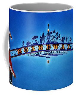 Boardwalk Arch In Ocean City Coffee Mug