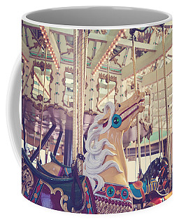 Boardwalk Carousel Coffee Mug
