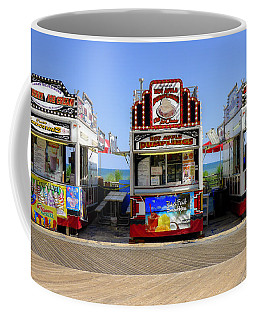 Boardwalk Dining Coffee Mug