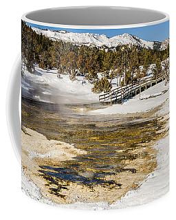 Boardwalk In The Park Coffee Mug