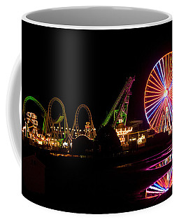 Boardwalk Night Coffee Mug