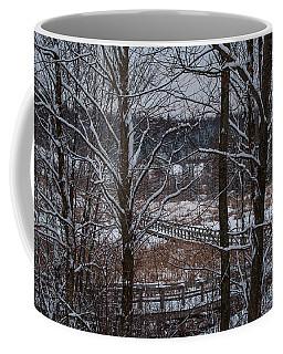 Coffee Mug featuring the photograph Boardwalk Series No3 by Bianca Nadeau