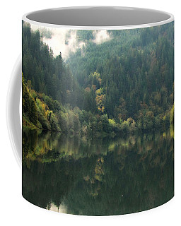 Boathouse Coffee Mug by Katie Wing Vigil