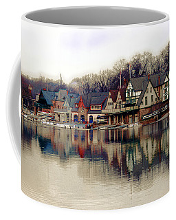 Boathouse Row Philadelphia Coffee Mug