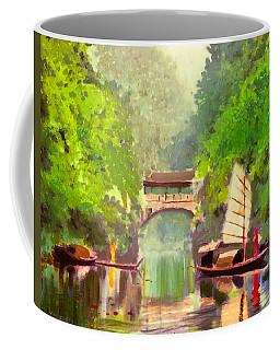 Boatmen Coffee Mug