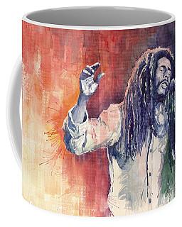 Bob Marley 01 Coffee Mug