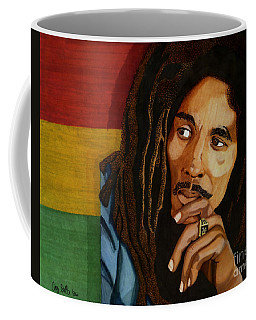 Bob Marley Legend Coffee Mug