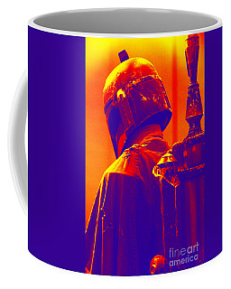 Boba Fett Costume 2 Coffee Mug by Micah May