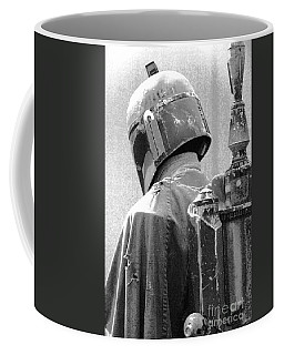 Boba Fett Costume 3 Coffee Mug by Micah May