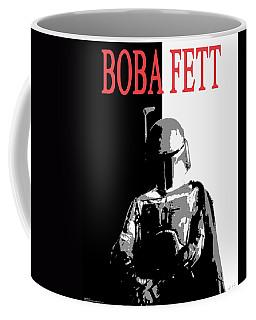 Boba Fett- Gangster Coffee Mug