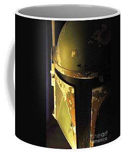 Boba Fett Helmet 124 Coffee Mug by Micah May