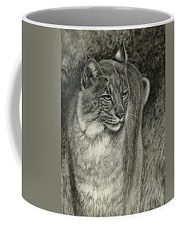 Bobcat Emerging Coffee Mug