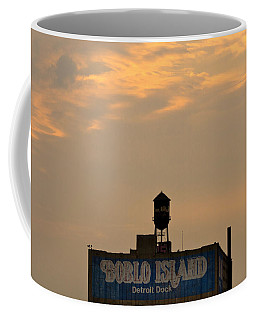 Boblo Detroit Dock Coffee Mug