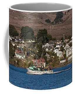 Bodega Bay In December Coffee Mug
