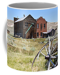 Bodie Ghost Town 3 - Old West Coffee Mug